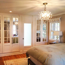 Traditional  by Covenant Millwork Inc.