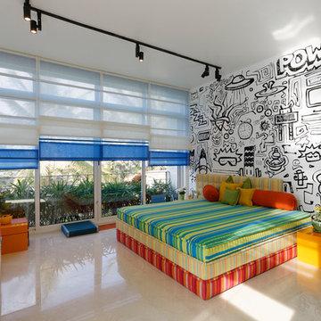 Private Residence-Architect Husna Rahaman