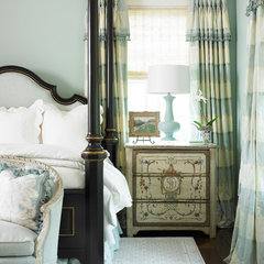 traditional bedroom by Pulliam Morris Interiors