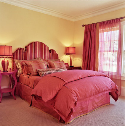 Eclectic Bedroom by Tina Barclay