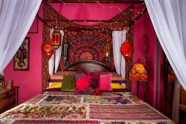 eklektisch schlafzimmer by up by design - Schlafzimmer Kerzen