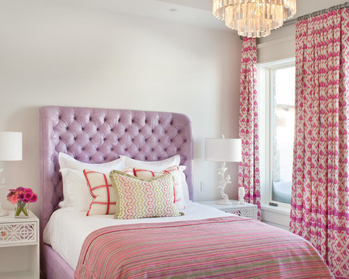 pink and purple bedroom ideas and photos