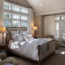 Traditional Bedroom by Designteam Plus LLC