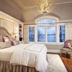 traditional bedroom by MCCORMACK & ETTEN ARCHITECTS LLP