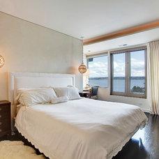 Contemporary Bedroom by Hage Creative