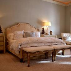 Traditional Bedroom by RJ Elder Design