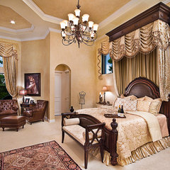 traditional bedroom by LS Interiors Group, Inc.
