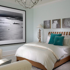 Contemporary Bedroom by Marc-Michaels Interior Design