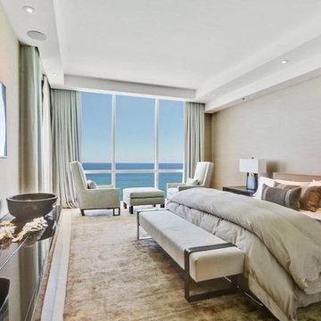 PRIVATE RESIDENCE - MIAMI BEACH