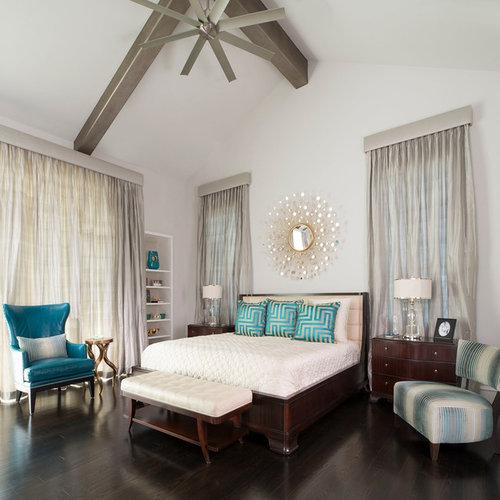 Mediterrane Schlafzimmer In Dallas   Ideen, Design U0026 Bilder