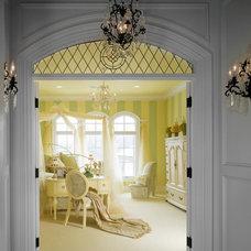 Traditional Bedroom by The Velvet Plum, distinctive designs