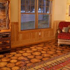 Traditional Bedroom by Marwick's Custom Floor Gallery