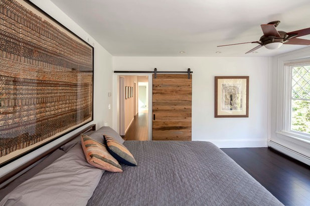 Современный Спальня by aamodt / plumb architects