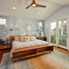 Contemporary Bedroom by Jackson Design & Remodeling