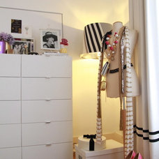 Transitional Bedroom by Ana Antunes Homestyling