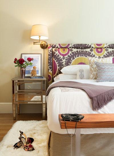 コンテンポラリー 寝室 by Vani Sayeed Studios