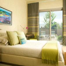 Contemporary Bedroom by Woods Design Builders