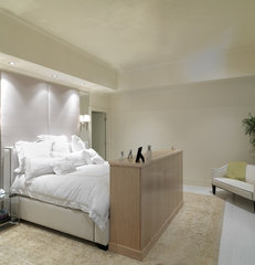 contemporary bedroom by Brookside Custom Homes, LLC.