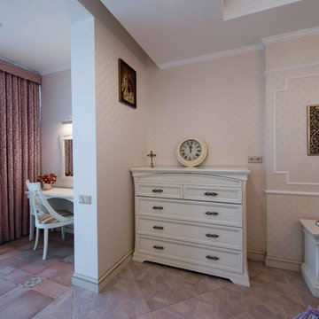 Project Romantic Classics, apartments in the heart of Kiev.