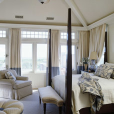 Beach Style Bedroom by Sherrill Canet Interiors