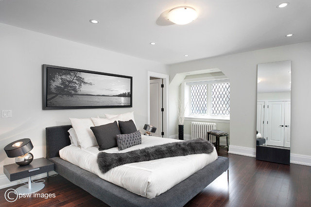 Contemporary Bedroom by PSW Images - Paul Williamson