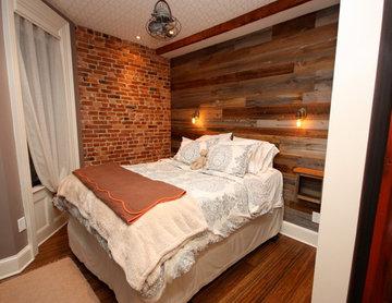 Prospect Heights Rustic Elegant Bedroom