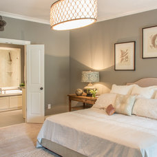 Transitional Bedroom by Signature Homes