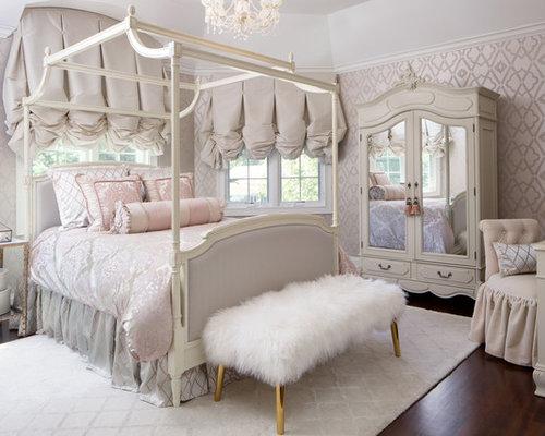 102 Victorian Bedroom Design Photos With Gray Walls