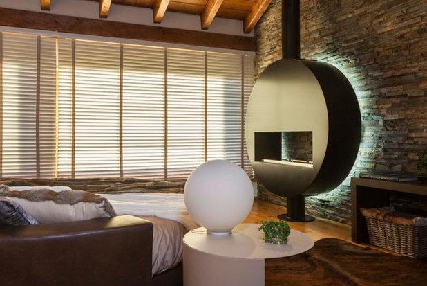 Rústico Dormitorio by Inedit