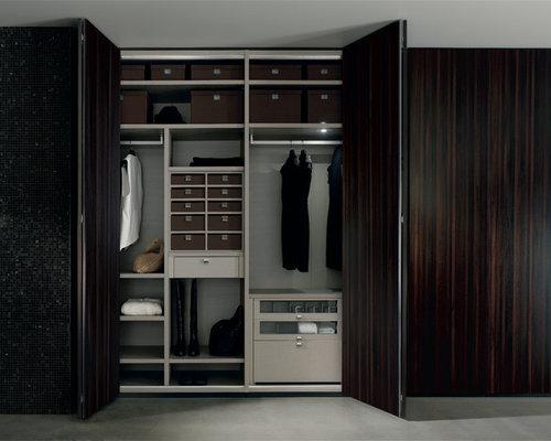 Wardrobe interior design houzz