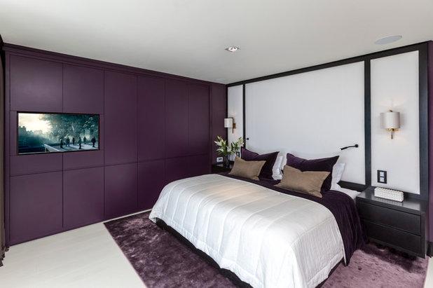 Camere Da Letto Maschili : Camera da letto maschile colori imprevedibili che funzionano