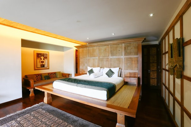 Tropical Bedroom by Marcus Lim
