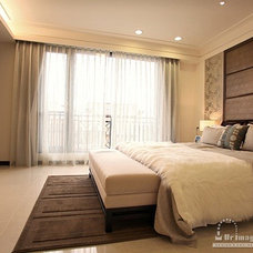 Asian Bedroom by Sinyi Realty