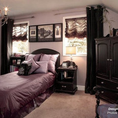 traditional bedroom by Ragan Corliss