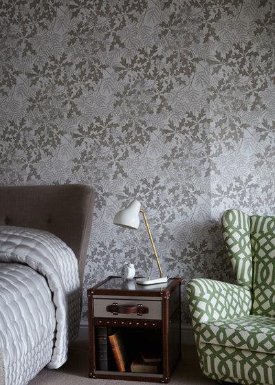 Contemporary Bedroom by Sigmar