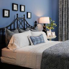 Traditional Bedroom by Diamond Custom Homes, Inc.