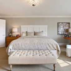 Traditional Bedroom by Richardson Homes Ltd