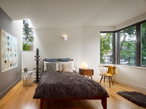Modern Bedroom by Marina Rubina, Architect