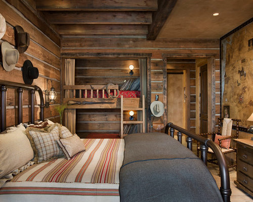 western bedroom home design ideas pictures remodel and decor 13809 | e8615081026fd6b2 4206 w500 h400 b0 p0 rustic bedroom