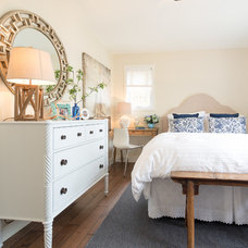 Beach Style Bedroom by Sonya Kinkade Design