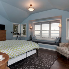 Traditional Bedroom by Thomas Fragnoli Construction