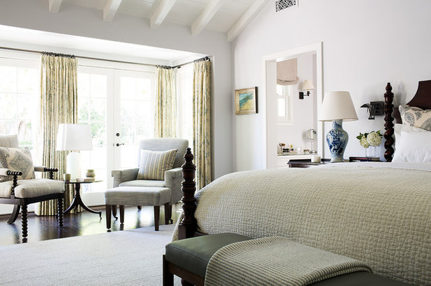 Traditional Bedroom by Mark J Williams Design