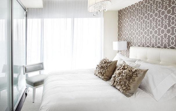 Contemporary Bedroom by LUX Design
