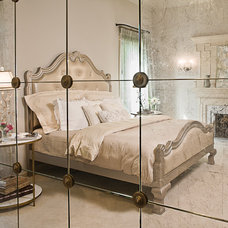 Contemporary Bedroom by Cindy Aplanalp-Yates & Chairma Design Group