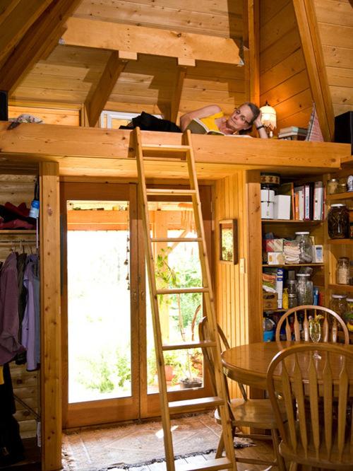 Small Loft Houzz