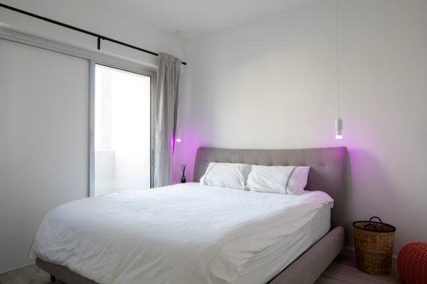 Scandinavian Bedroom by Team Interior Design