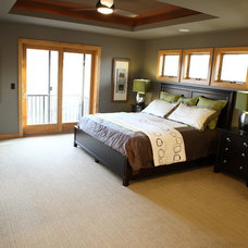 Modern Bedroom by The Design Element