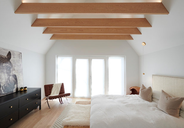 Contemporary Bedroom by Craig Race Architecture