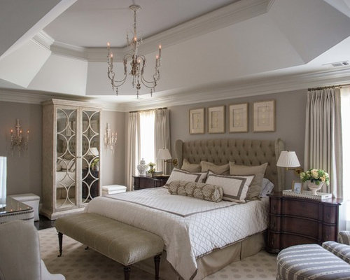 Traditional master bedroom design ideas remodels photos Houzz master bedroom photos