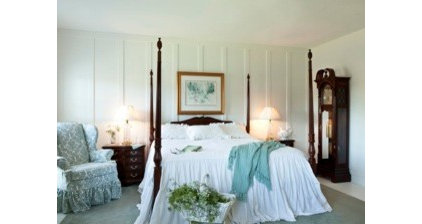 Traditional Bedroom by Classically Yours Interiors (CYInteriors)